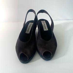 Andre Assous slingback sandals